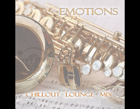 Live Saxophonist ChillOut Lounge Mix CD I
