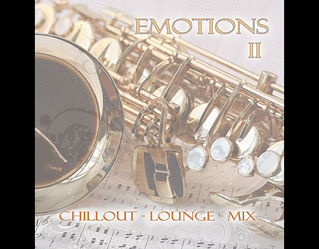 Live Saxophonist ChillOut Lounge Mix CD II